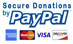 Donate Today through PayPal